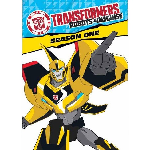 Transformers Robots In Disguise: Season One (DVD) - image 1 of 1