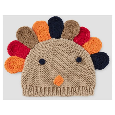 Baby Turkey Hat Just One You Made By Carters Brown Target