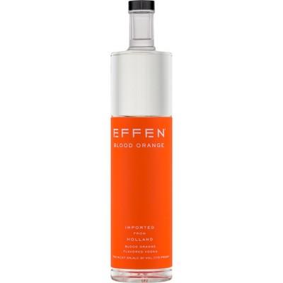 Effen Blood Orange Flavored Vodka - 750ml Bottle