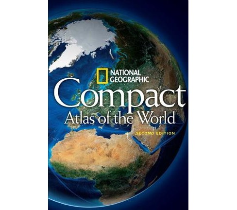 National Geographic Compact Atlas of the World -  (Paperback) - image 1 of 1