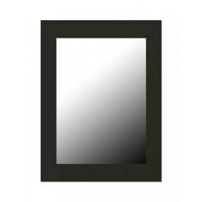 Home Basics Contemporary Rectangle Wall Mirror