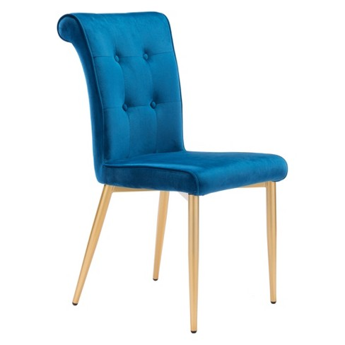 Set of 2 Modern Glam Dining Chair - ZM Home - image 1 of 4