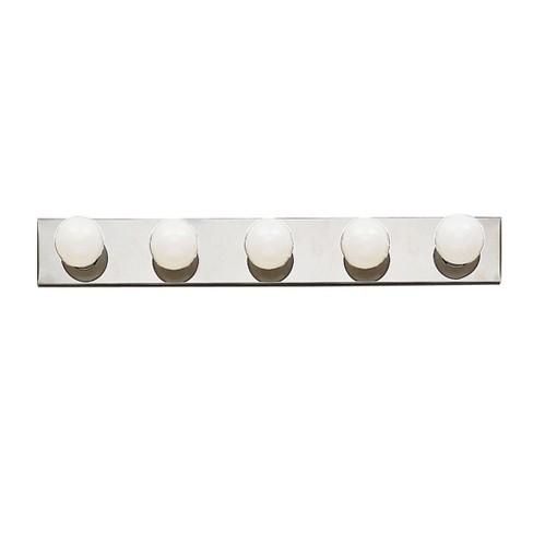 "Kichler 625 Kichler 625 Bath & Vanity 30"" Wide 5-Bulb Bathroom Lighting Fixture - image 1 of 4"