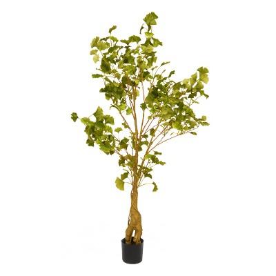 "4"" Artificial Ginkgo Tree - National Tree Company"