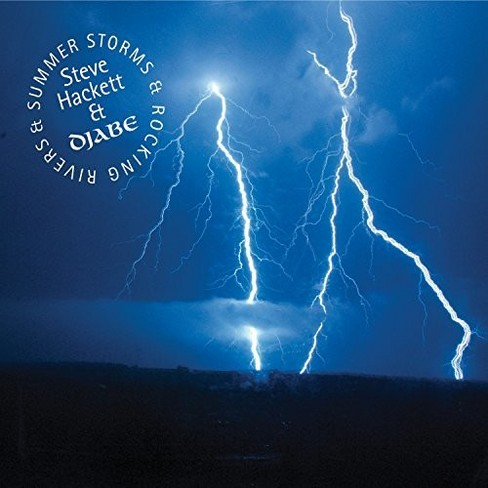 Steve Hackett - Summer Storms & Rocking Rivers (CD) - image 1 of 1
