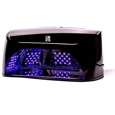 Red Carpet Manicure Pro Salon 5 Finger 30-Sec LED Gel Nail Polish Curing Light