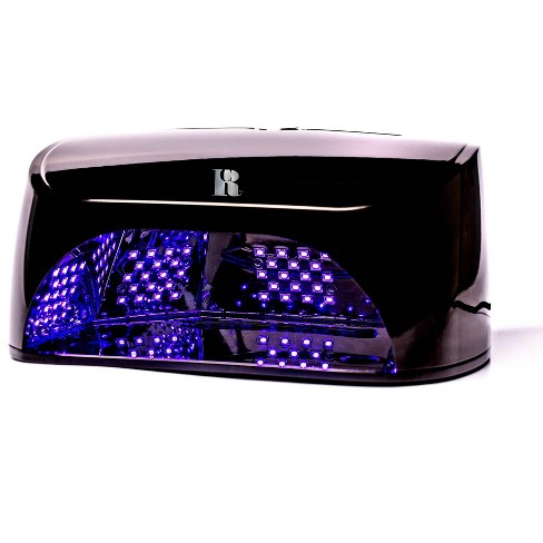 Red Carpet Manicure Pro Salon 5 Finger 30-Sec LED Gel Nail Polish Curing Light - image 1 of 4