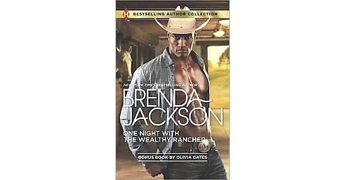 One Night With the Wealthy Rancher ( Harlequin Bestselling Author) (Paperback) - image 1 of 1