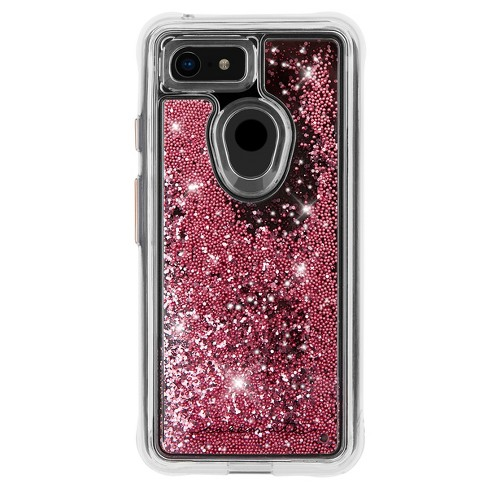 quality design 2bbcd f12fb Case-Mate Google Pixel 3 XL Waterfall Case - Rose Gold