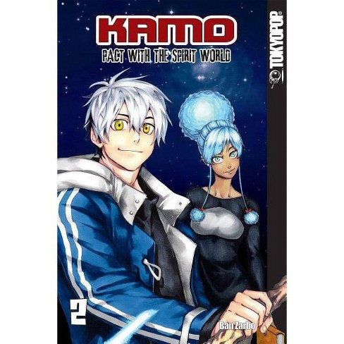 Kamo: Pact with the Spirit World Manga Volume 2 (English) - by  Ban Zarbo (Paperback) - image 1 of 1