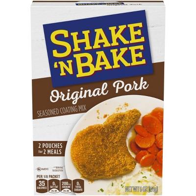 Kraft Shake N' Bake Pork - 5oz