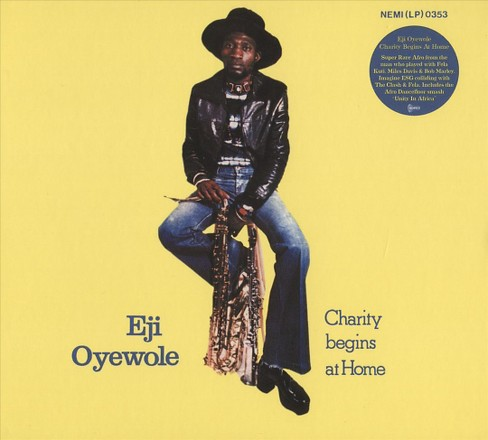 Eji oyewole - Charity begins at home (CD) - image 1 of 1