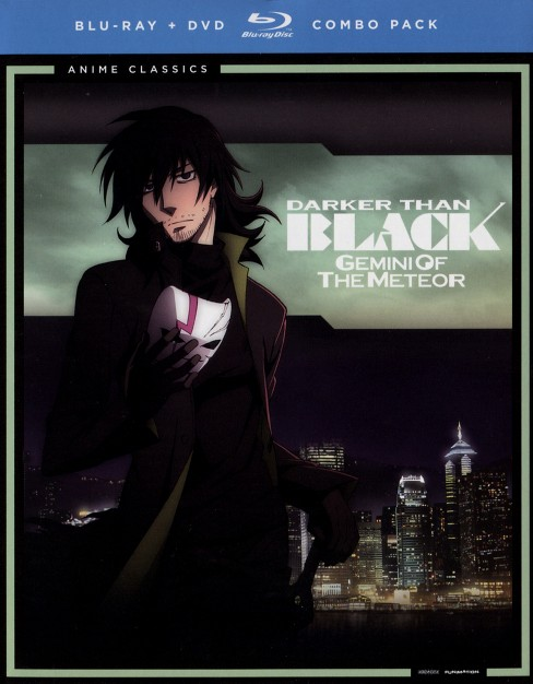Darker than black:Complete season 2 (Blu-ray) - image 1 of 1