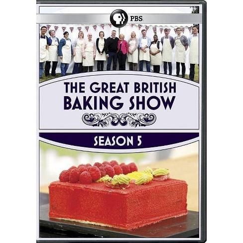 Great British Baking Show: Season 5 (DVD) - image 1 of 1
