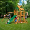 Gorilla Playsets Chateau Treehouse Swing Set with Amber Posts - image 3 of 4