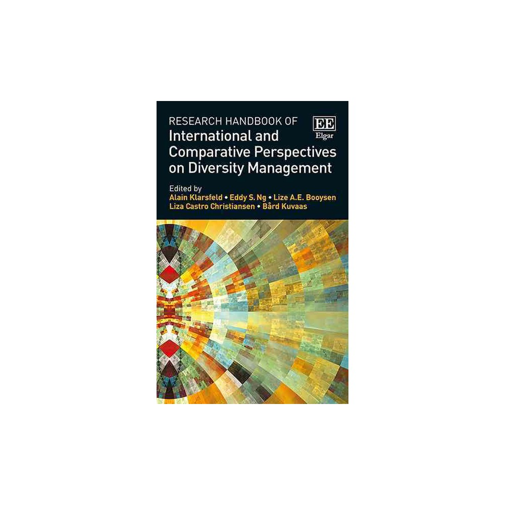 Research Handbook of International and Comparative Perspectives on Diversity Management (Hardcover)