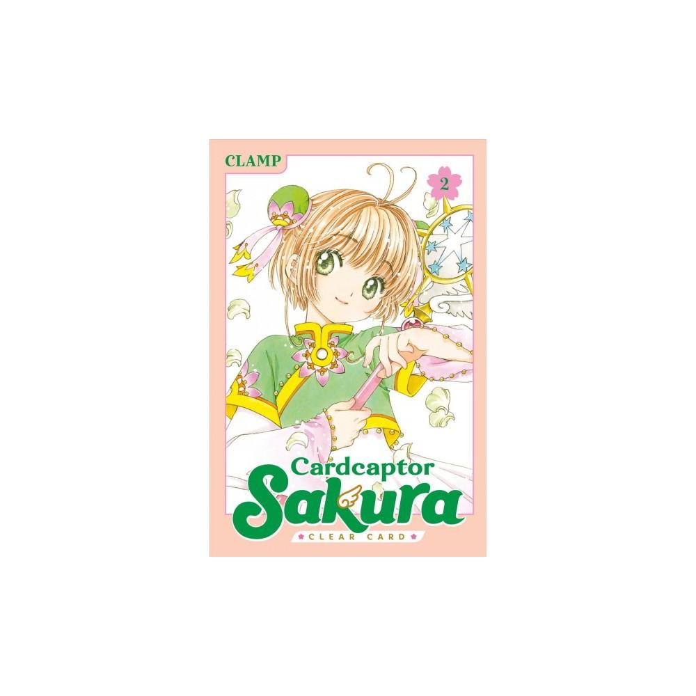 Cardcaptor Sakura Clear Card 2 - (Cardcaptor Sakura: Clear Card) by Clamp (Paperback)