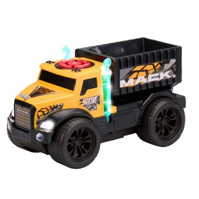 Kid Galaxy Mack Motorized Lights and Sound Dump Truck