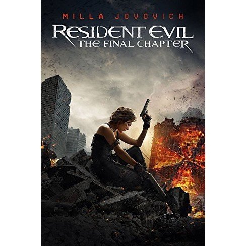The Resident Evil: Final Chapter (DVD) - image 1 of 1