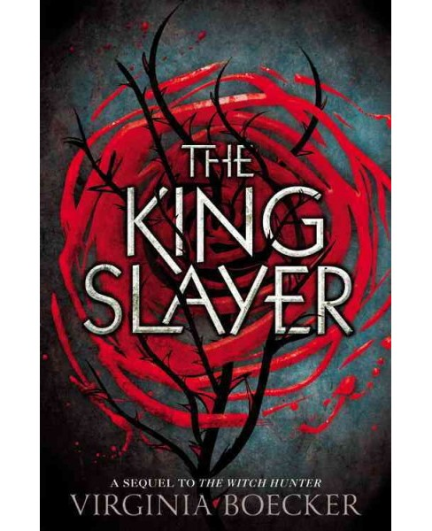 King Slayer -  Reprint by Virginia Boecker (Paperback) - image 1 of 1