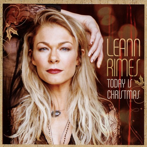 Leann rimes - Today is christmas (CD) - image 1 of 1