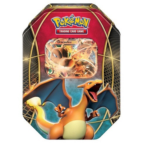 2016 Pokemon Trading Cards Best of EX Tins featuring Charizard Board Game - image 1 of 3