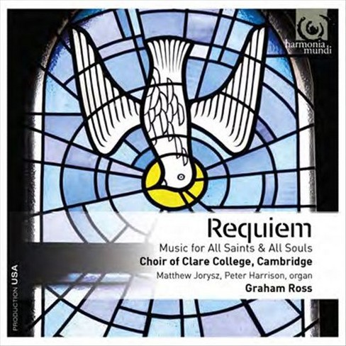 Matthew jorysz - Requiem:Music for all souls & all sai (CD) - image 1 of 1