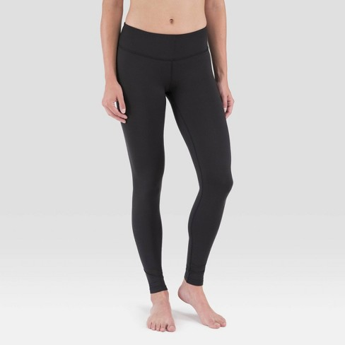 Wander by Hottotties Women's Thermoregulation Thermal Leggings - Black - image 1 of 4