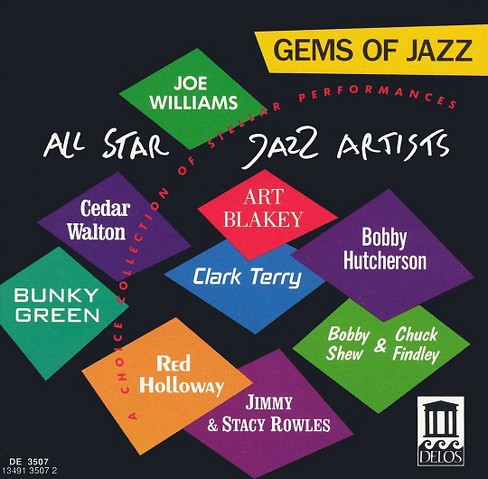 Various - Gems of jazz (CD) - image 1 of 1