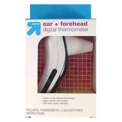 Ear & Forehead Digital Thermometer - Up&Up™