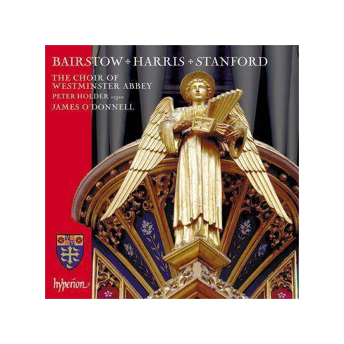 Westminster Abbey Choir - Bairstow, Harris & Stanford: Choral Works (CD) - image 1 of 1