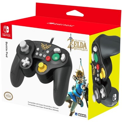 Hori Nintendo Switch Battle Pad - The Legend of Zelda: Breath of the Wild