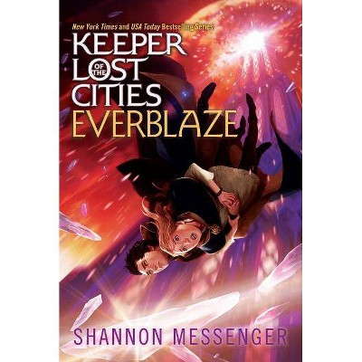 Everblaze, Volume 3 - (Keeper of the Lost Cities) by Shannon Messenger (Paperback)