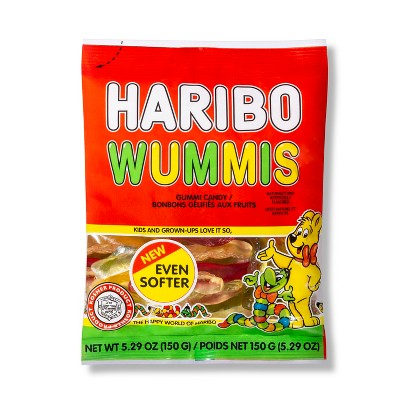Gummy Candies: Haribo Wummis