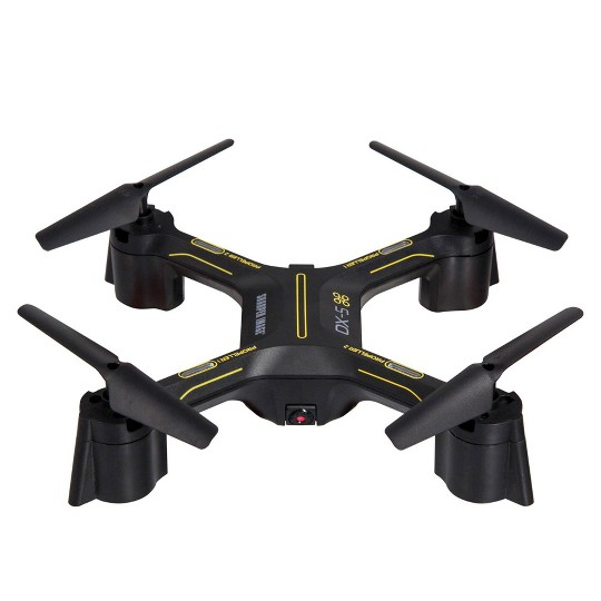 """Sharper Image DX-5 10"""" Video Streaming Drone image number null"""