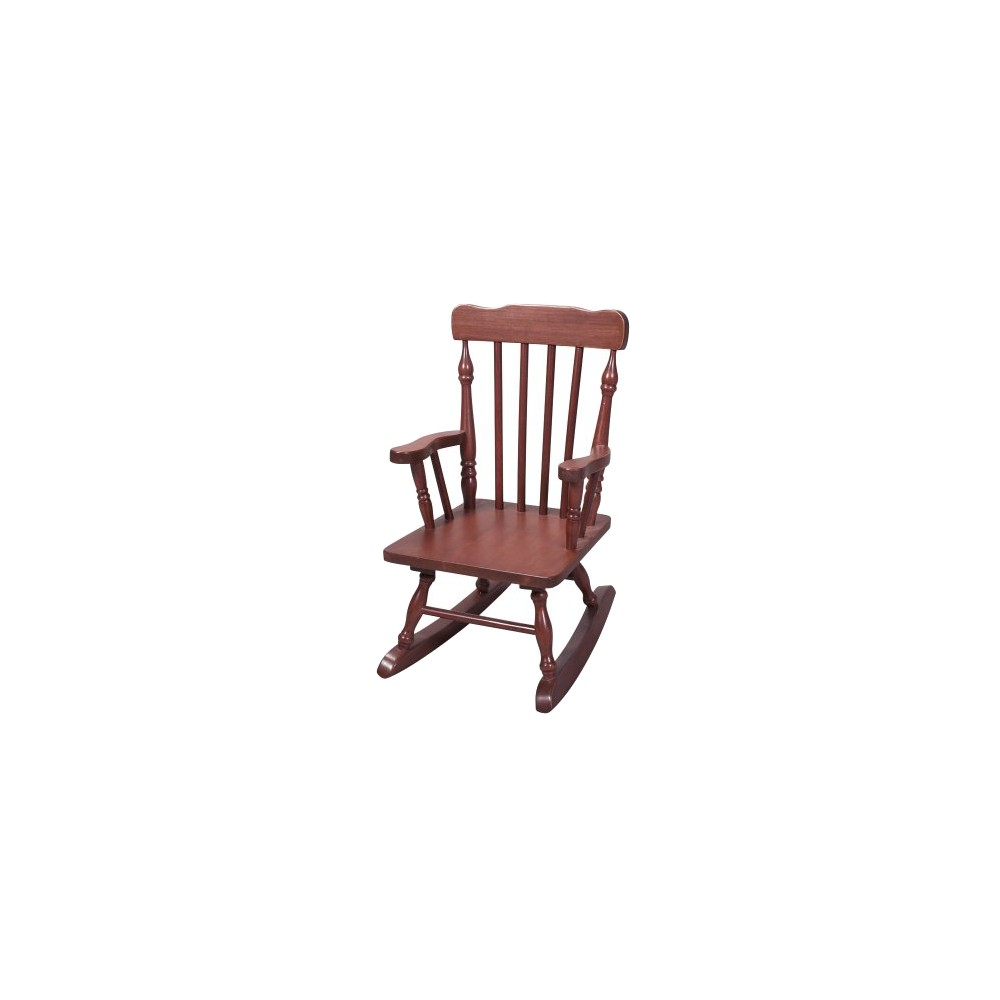 Image of Kids' Colonial Rocking Chair - Cherry