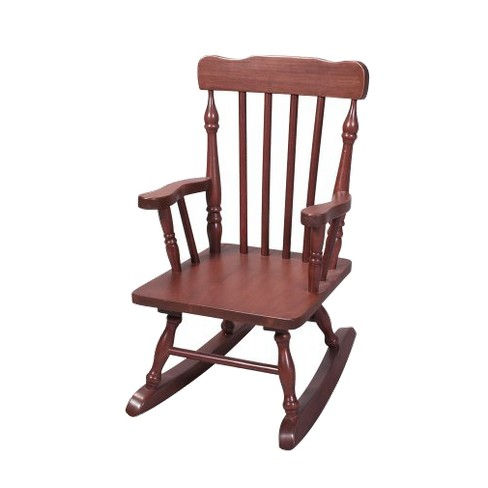 Kids' Colonial Rocking Chair  Cherry - image 1 of 1