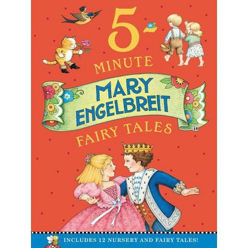 Mary Engelbreit's 5-Minute Fairy Tales - (Hardcover) - image 1 of 1