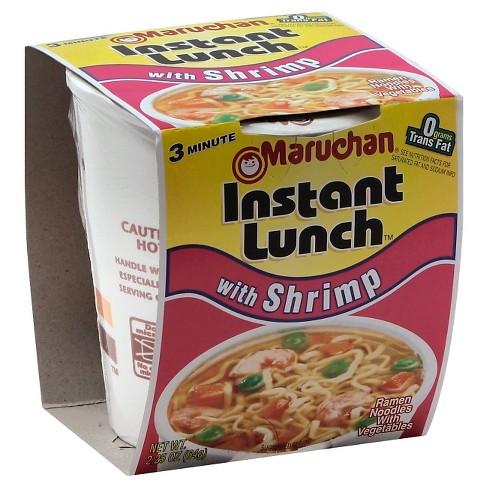 Maruchan Instant Shrimp Lunch Soup 3oz Target