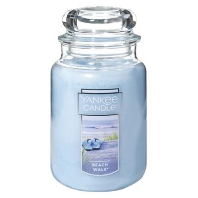 Yankee Candle® - Beach Walk Large Jar Candle 22oz