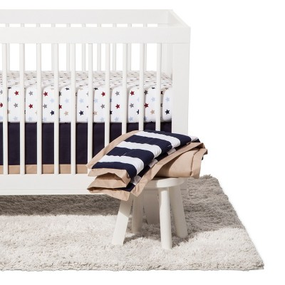 Sadie & Scout® - Hampton - Crib Bedding Set, 3 pc set