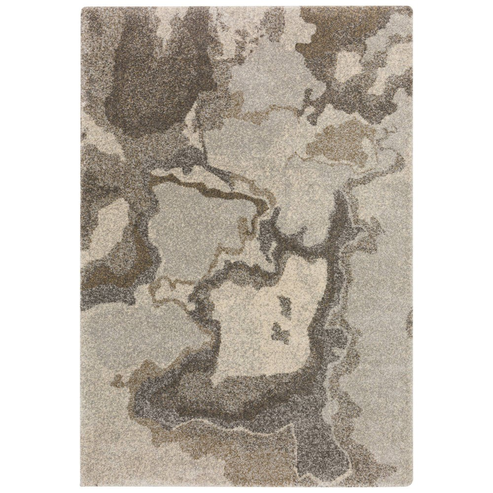 9 39 10 34 X13 39 2 34 Chelsea Natural Geode Area Rug Fog Heather Addison Rugs
