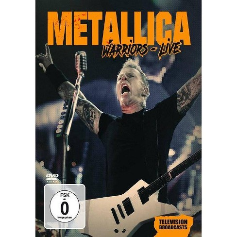 Metallica: Warriors Live (DVD) - image 1 of 1