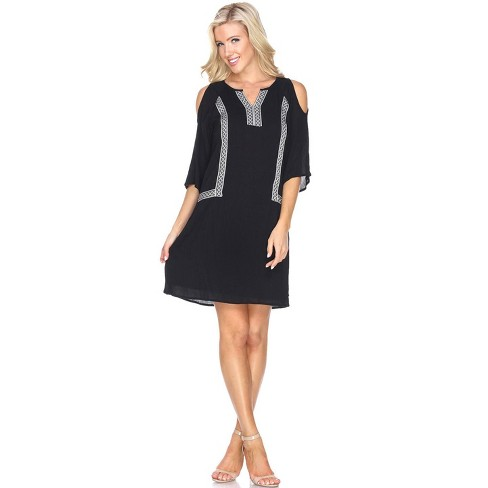 Women's Marybeth Embroidered Dress - White Mark - image 1 of 3
