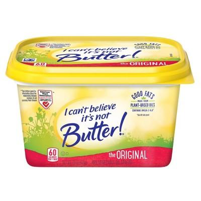 I Can't Believe It's Not Butter! Original Buttery Spread - 15oz