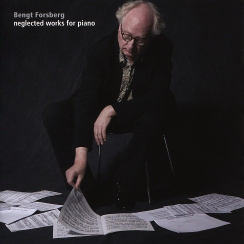 Bengt forsberg - Neglected works for piano (CD) - image 1 of 1