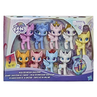 My Little Pony Mega Friendship Animal Figures Collection