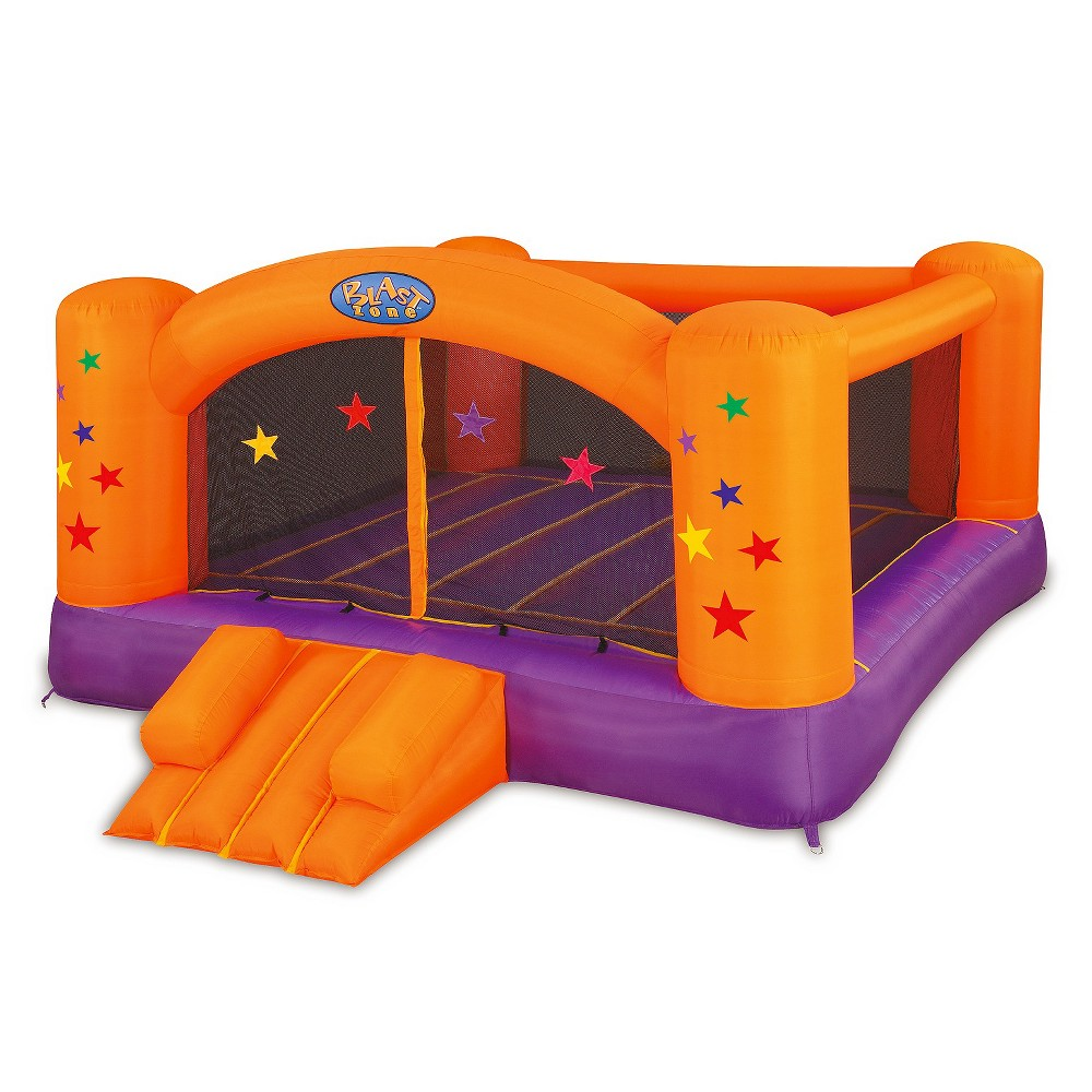 Blast Zone Superstar Bounce House, Multi-Colored