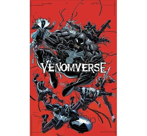 Venomverse -  by Cullen Bunn (Paperback) - image 1 of 1