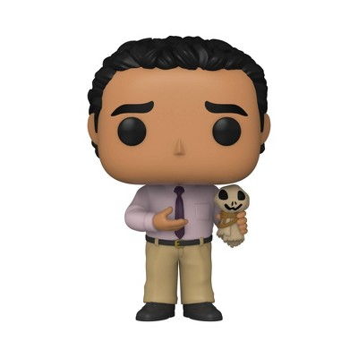 Funko POP! TV: The Office - Oscar with Scarecrow Doll